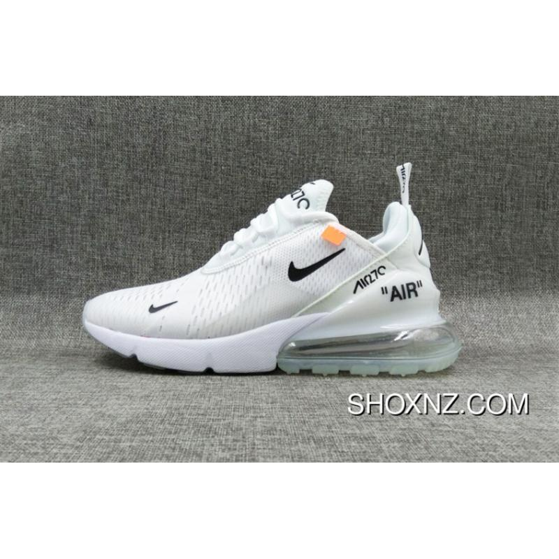 264e37fd57 ... Nike 270 Joint Publishing OFF-WHITE X Air Max 270 Joint White Online ...