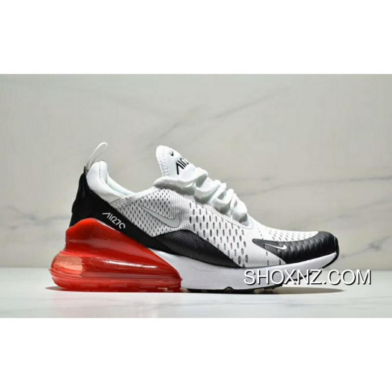 003bc547d075 115 Nike Air Max 270 Breathable Mesh Half-palm As Running Shoes ...