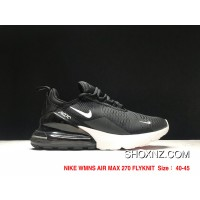 differently 1051f ffcb3 Hot Sale Money Is Lacking Nike WMNS Air Max 270 Flyknit Breathable Mesh  Zoom Running Shoes