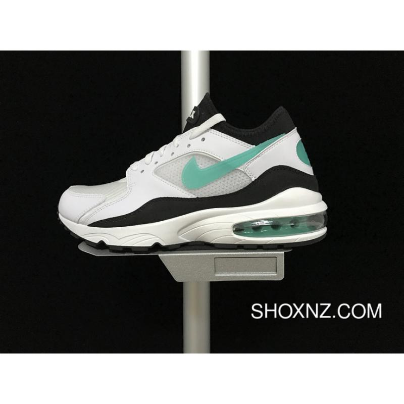 4d041c0ddb 306551-107 Nike Air Max 93 18 Zoom Casual Running Shoes Women Shoes ...