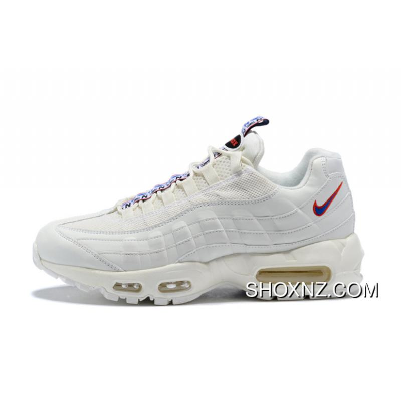 bca1e575e875 4 Colorways Nike Air Max 95 TT Japan Limited Blue And White Red ...