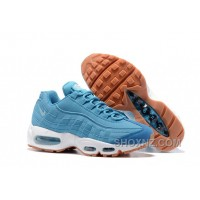 Nike Air Max 95 2017 Spring New Blue Women Online ZaMWSHC