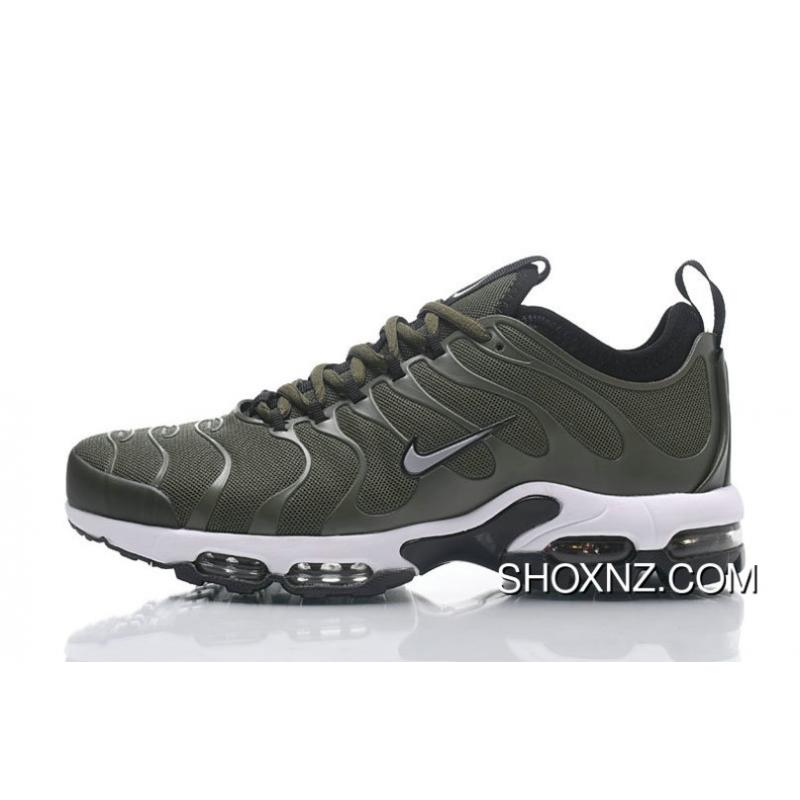 best service 38435 43435 Nike Air Max Tn Army Green Maxtn Running Shoes Online