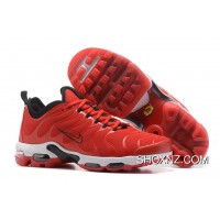 best website d1c66 519ab Nike Air Max Tn Shoes Nike Air Max Plus Tn Ultra 898015 600 Unisex Red  Running