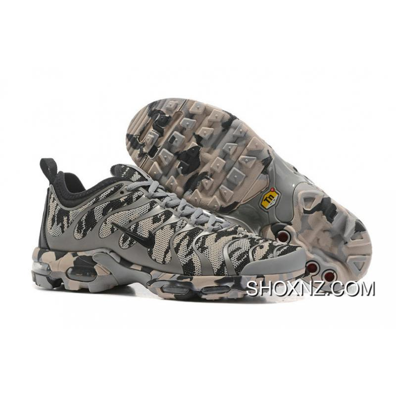 big sale 11571 4ee81 USD  90.17  252.48. Nike Air Max Tn Plus Camo Womens Grey Army Green ...