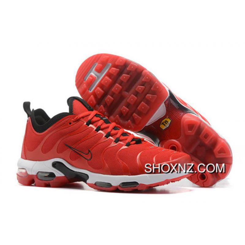 nike air max tn white and red nz