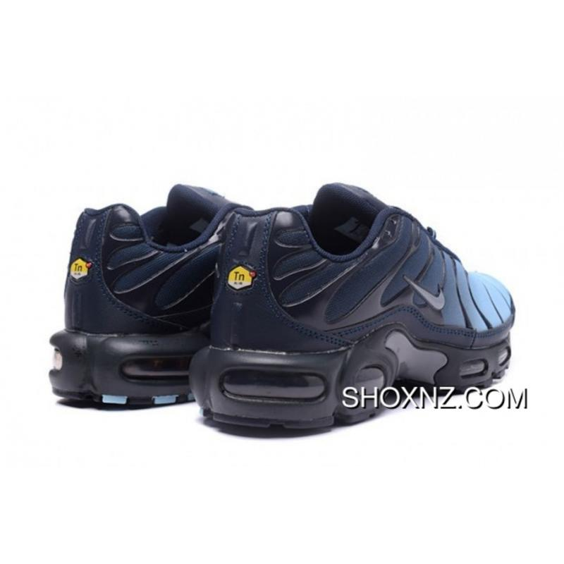 mens nike air max tn dark blue black nz