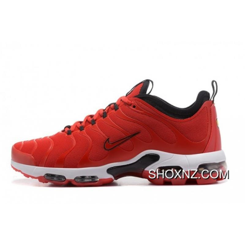 red and black nike air max tn nz