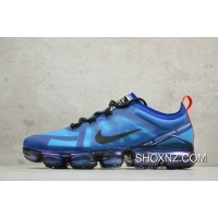 dbe2f9dac913 Women Men Nike Air VaporMax Run Utility AR6631-400 The Peacock Blue  Electroplating 2019Ss