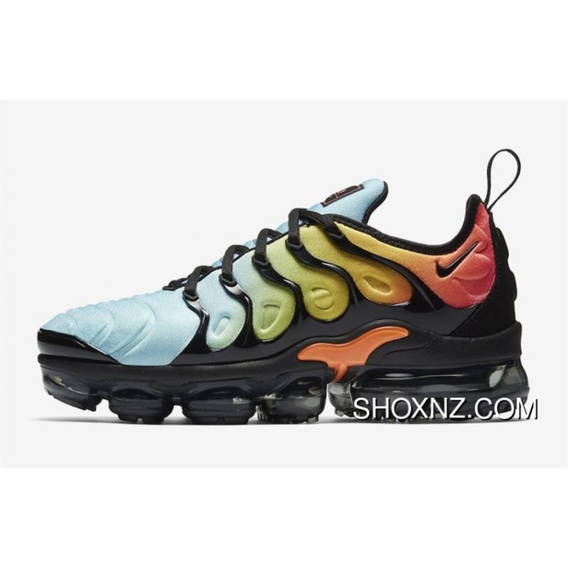 USD  100.99  313.08. Womens Nike Air Vapormax Plus Bleached Aqua Black ... 85ec8afe57