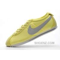 Nike Cortez Womens Yellow Black Friday Deals 2016[XMS1867] For Sale FykYS