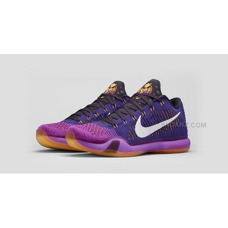 cf697ec5497 ... spain nike kobe 10 elite low draft pick court purple white vivid purple  6e245 a6df2