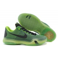 Nike Kobe 10 PS Poison Green Volt Black 726068-333