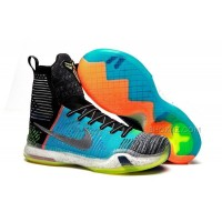 "Nike Kobe 10 Elite High SE ""What The"" Multi-color/Reflective Silver For Sale Online"
