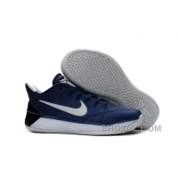 12A.D. Nike Kobe A.D. Navy Blue Kobe 12 Authentic DFEWd