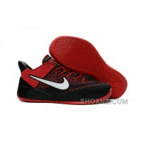 Cheap Nike Kobe A.D. 12 Sunset Black Red White New Style DYrjH25
