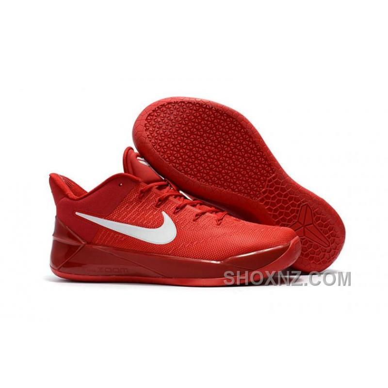 Cheap Nike Kobe A.D. 12 Red Mamba All Red White Best BpjWJ ...