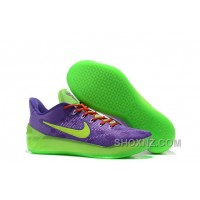 Cheap Nike Kobe A.D. 12 Purple Green Best Nri4s