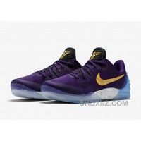 Discount Nike Kobe Venomenon 5 For Cheap Lakers Super Deals MWDyJe