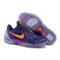 Cheap Genuine Nike Zoom Kobe Venomenon 5 Purple Orange 815757-585 Copuon Code R58Te