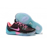 Nike Zoom Kobe Venomenon 5 Cheap Black Faded Pink Teal Discount ANNTZS4