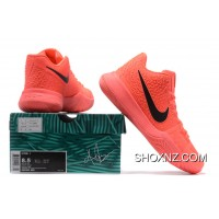 Nike Kyrie 3 Mens BasketBall Shoes All Orange Free Shipping 6K4jh
