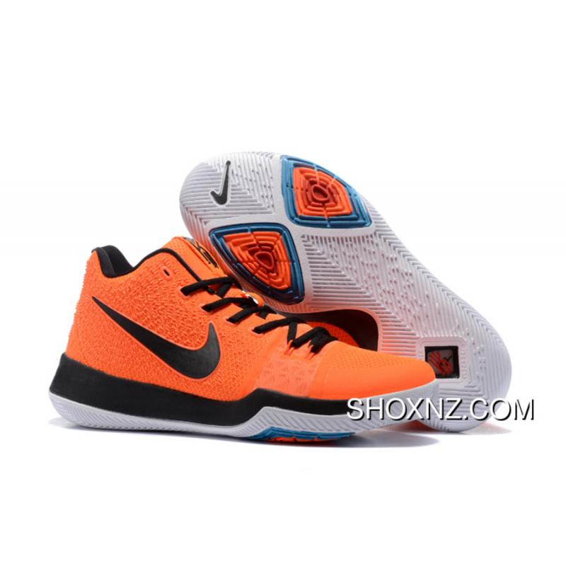 Nike Kyrie 3 NBA Shoes Shoes Orange/Mint-WhiteShoes_a0632