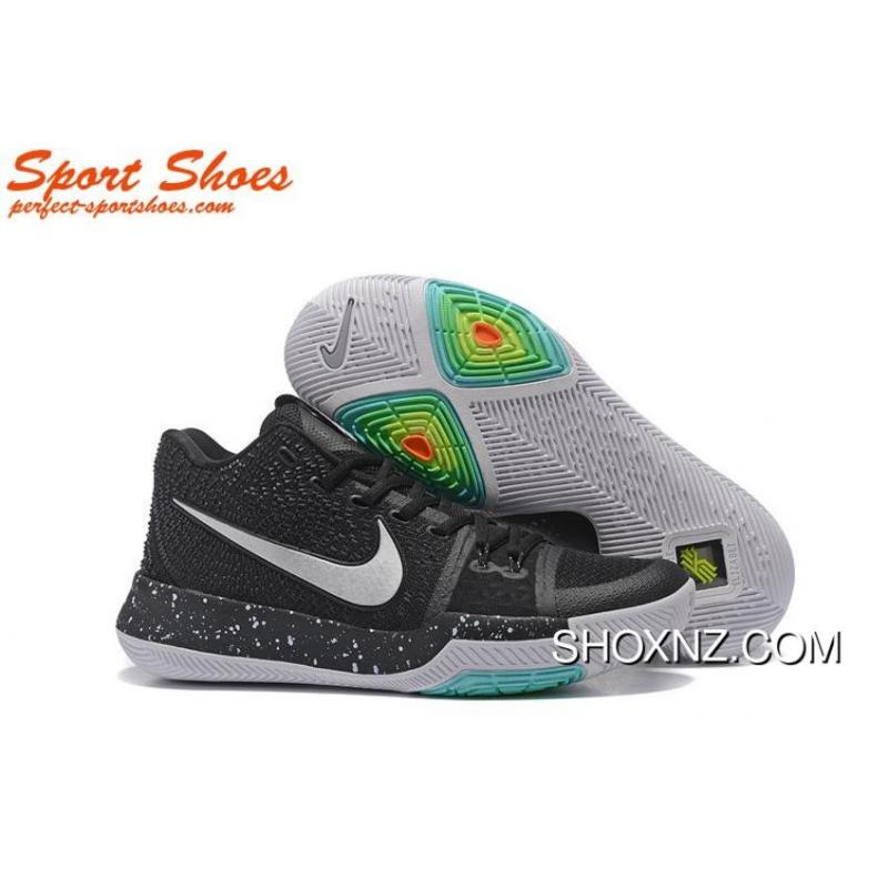 b4b7c482e88d ... shopping 2017 new nike kyrie irving iii 3 mens basketball shoes black  silver outlet 7b877 ac657 ...