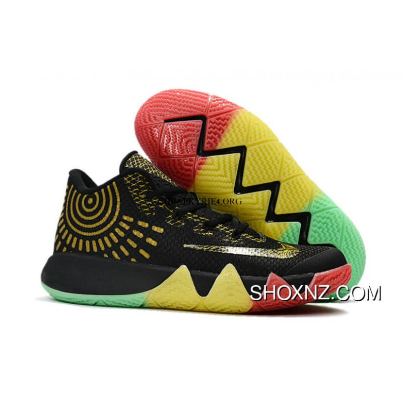 Nike Kyrie 4 Shoes Nike Zoom Kyrie 4 Basketball Shoes Kyrie 4 Bright  Colorful Kyrie Irving ...