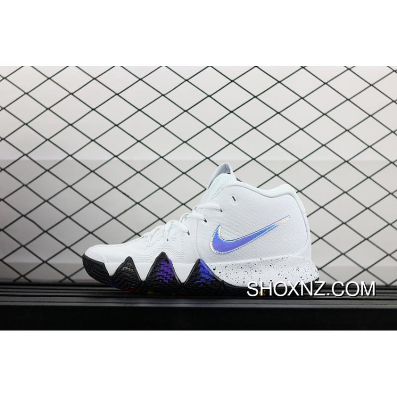 premium selection aaaaa d404b Nike Kyrie 4 Owen 4 NCAA March Madness Multi Color White 943807-104 Super  Deals