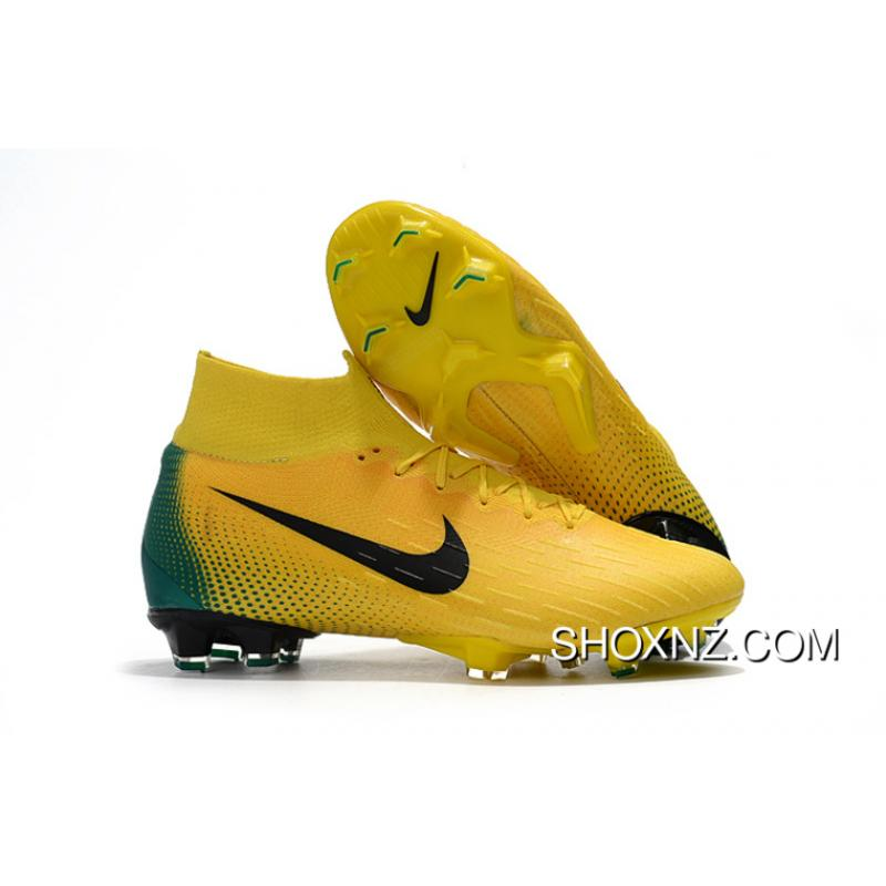 bc73daf6e85c ... Arrived The Nike Mercurial 2.0 World Cup Colorways Knitting Flyknit 360  Technology Waterproof FG Nail Soccer ...