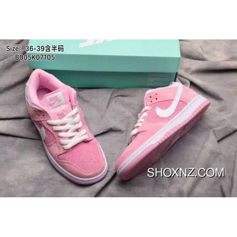 newest collection 668b3 f37df ... Online Nike SB Dunk Low Series Pink ...