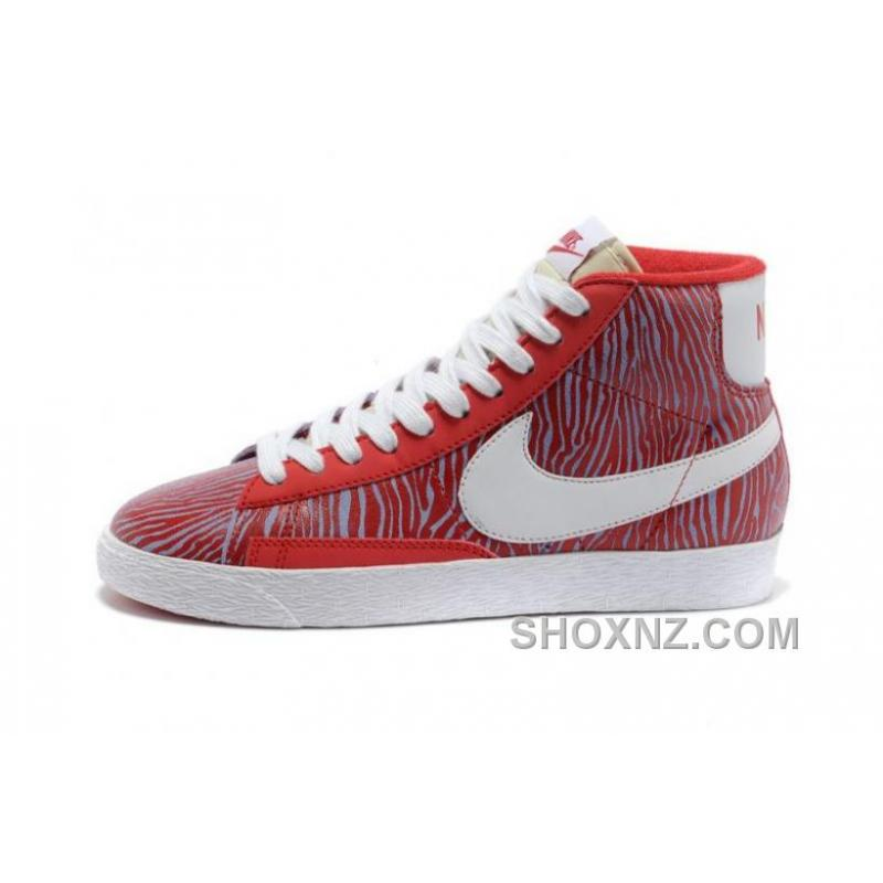 Nike Dunk High Pro Sb Supreme White Varsity Red OB093148 ...