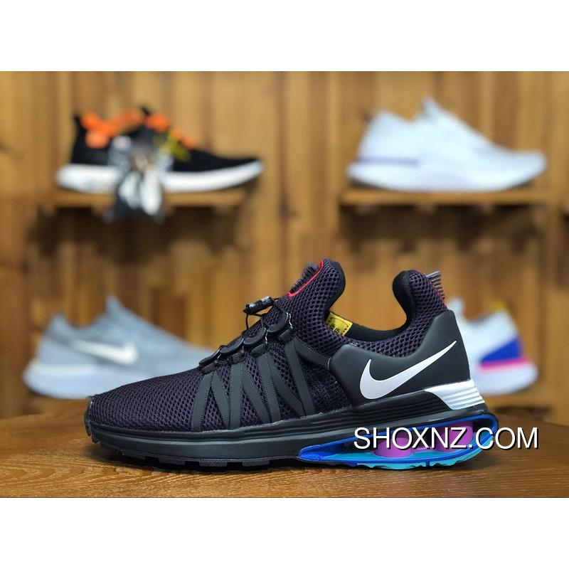... coupon for nike nikeshox gravity men running shoes air column  cushioning sport shoes size ar1999 500 coupon code mens nike shox current  ... 6f7fe64c5