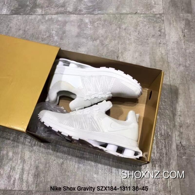 b919f0db9264 Nike Shox Gravity All White For Sale