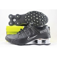 Nike Shox NZ Anthracite Metallic Silver