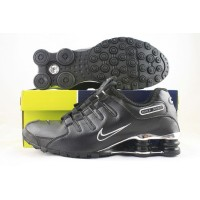Nike Shox NZ Anthracite Silver
