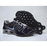 Nike Shox NZ BMW Williams F1 Team Black Sky Blue