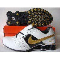 low priced e5c1a 0523e ... coupon code for nike shox black and gold 103ee e80a9
