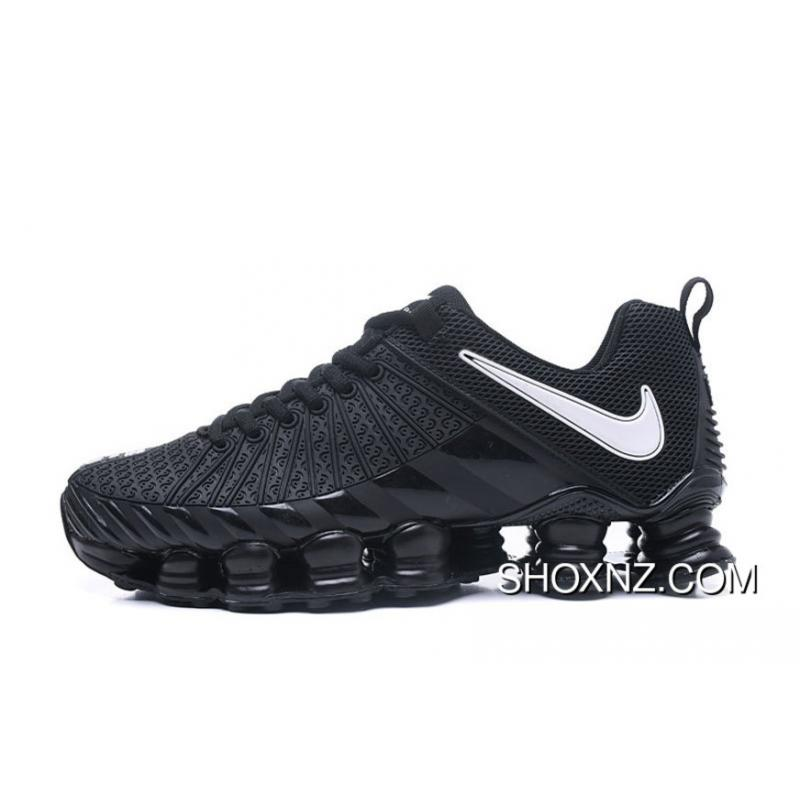 beca27d0a1c ... store nike shox tlx 0016 all black new year deals 753ff a5cfe