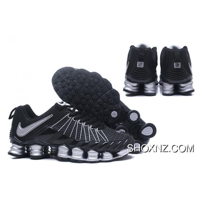 Nike Shox TLX 0016 Navy Blue White For Sale