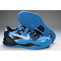 Nike Kobe 8 System Playoff Blue/Black