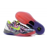 Nike Zoom Kobe 8 Prelude ZK8 Multi-Color/Volt-Chrome For Sale