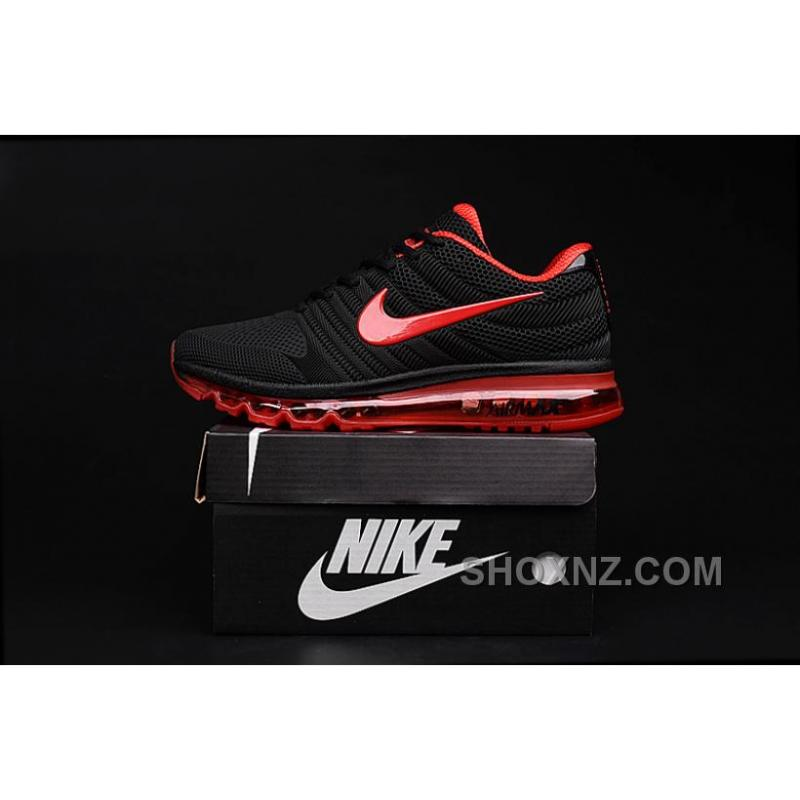 mens nike air max 2017 kpu shoes shoes coral black nz