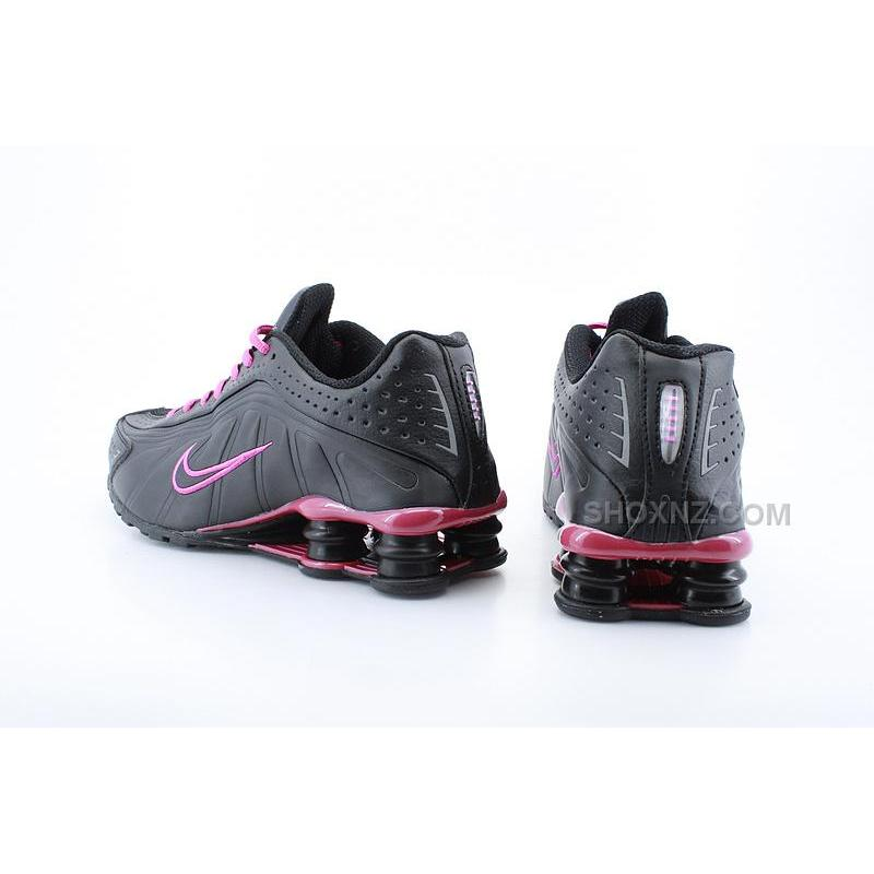 womens nike shox 2016 black grey