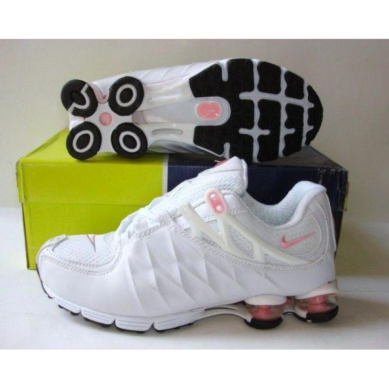 Description; Size Chart. Brand: Nike; Product Code: Womens Nike Shox ...