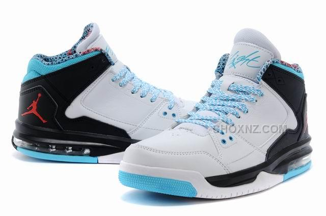 new concept 0c499 bee40 Air Jordan Flight Origin White Black Gamma Blue Gym Red For Sale