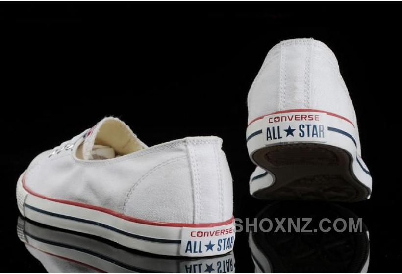 New White CONVERSE Ballet Flats Dainty Ballerina Chuck Taylor All Star Summer Traning Shoes For Ladies Women Girls WWjNi