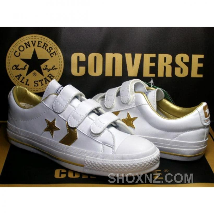 Converse One Star Pop Style White Gray Shoes INRFZ