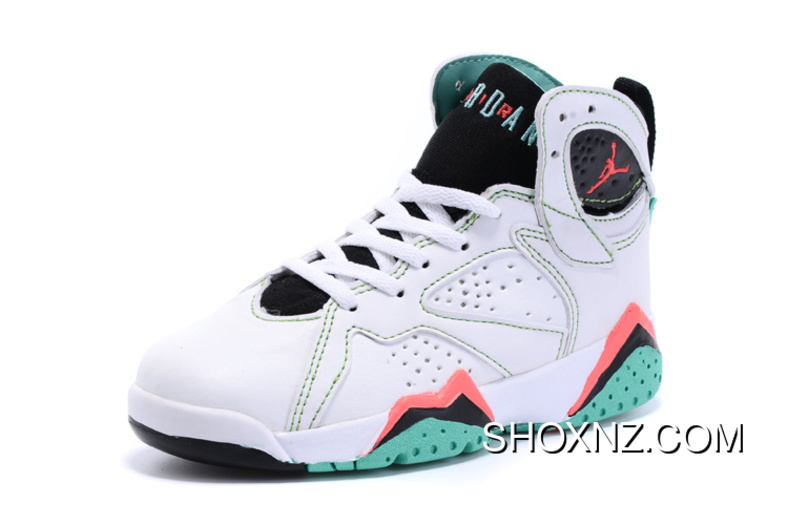 4f072297fa1 ... best kids jordan 7 white green top deals 30d21 bfa42